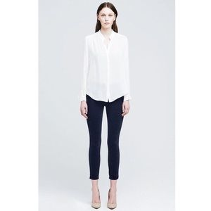 L'AGENCE Margot High Rise Skinny Cords 24 NWT